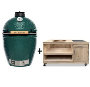 opbergkast Big Green Egg Large