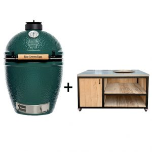 tafelkast big green egg large