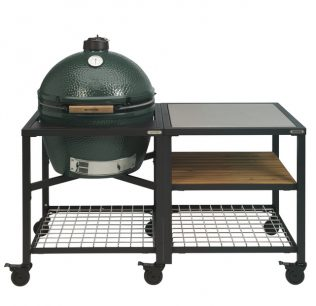 Big Green Egg XL met modulair tafelsysteem workspace SET1