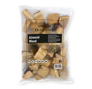 smokey olive amandel rookchunks